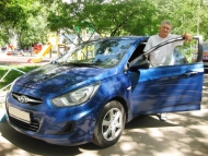 Инструктор по вождению Борис Иванович МКПП